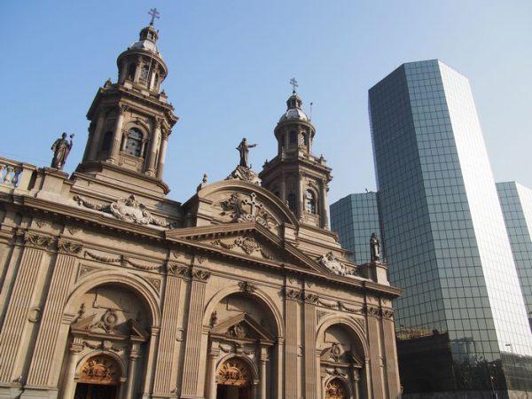 サンチアゴ大聖堂