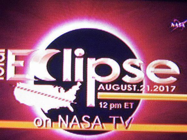 皆既日食特別番組